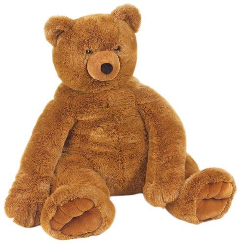 Melissa and Doug Jumbo Brown Teddy Bear - Plush