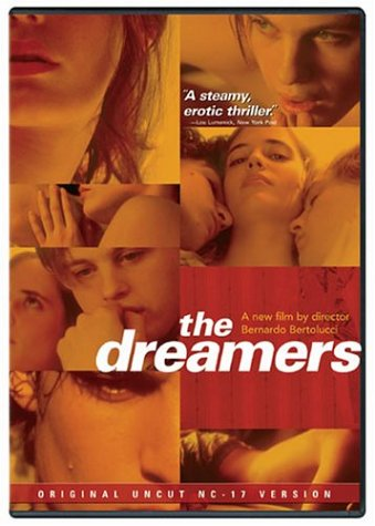 Cover art for  The Dreamers (Original Uncut NC-17 Version)