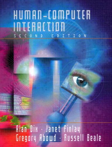 Human-Computer Interaction (2nd Edition)