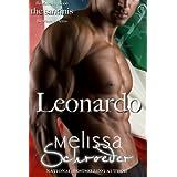 Leonardo (THE SANTINIS Book 1) ~ Melissa Schroeder