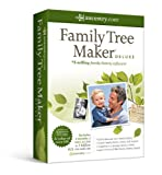 Product B0041DTNI2 - Product title Family Tree Maker 2011 Deluxe [Old Version]
