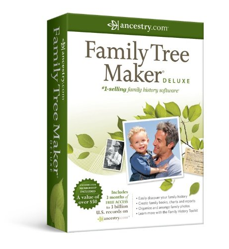 Family Tree Maker 2011 Deluxe [Old Version]
