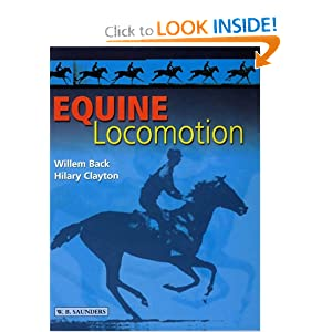 Equine Locomotion [Hardcover]