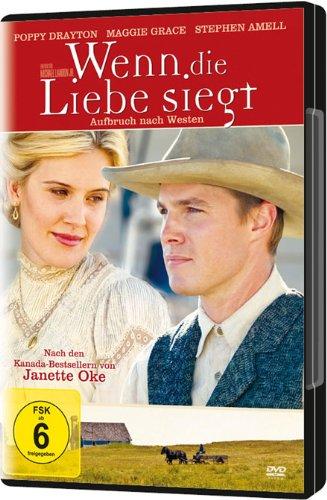 WENN DIE LIEBE SIEGT - Aufbruch nach Westen (DVD)