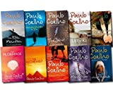 Paul Coelho Paulo Coelho Collection 10 Books Set (The Alchemist, Eleven Minutes, The Fifth Mountain, Veronika Decides to Die, The Valkyries, The Zahir, By the river piedra I sat Down & Wept, The Pilgrimage, The Witch Portobello, The Devil & Miss Prym)