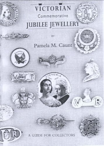 Victorian Commemorative Jubilee Jewellery