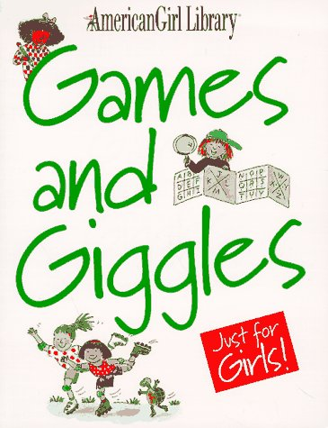 Games and Giggles Just for Girls, PAUL MEISEL