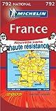 echange, troc Michelin - Carte routière : France (nouvelle carte haute résistance)