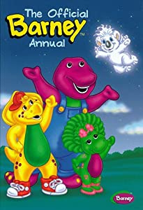 Official Barney Annual 1999 Annuals Amazon Co Uk
