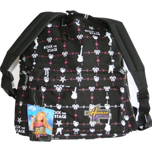 Disney Rucksack, schwarz, 35 x 42 x 14 cm, 10035-0100