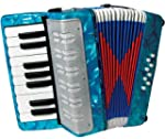 Scarlatti Child's Accordion - Blue