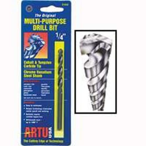 Artu-Usa 11/32X5In Multi-Purp Drill Bit 01042