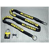 レイト ミスターロックマン(Mr.LOCKMAN) ワイルドスライダーチェーンロック ストロング8 ML-020-2400