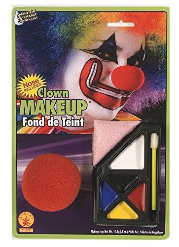 Rubie's Costume Co Studio Qlty Mu-Clown Costume - 1