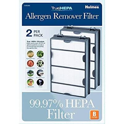 Holmes 99.97 % HEPA Allergen Remover Air Filter