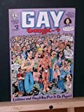 img - for Gay Comix #4