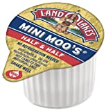 Land O' Lakes Half & Half Mini Moo, 360-Count Single-Serve Packages
