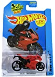 HOT WHEELS HW CITY 2014 RELEASE RED AND BLACK DUCATI 1199 PANIGALE DIE-CAST