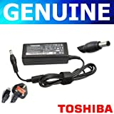 NEW GENUINE TOSHIBA SATELLITE PRO A300-1E7, SATELLITE PRO A300-1S8, SATELLITE PRO A300-257, SATELLITE PRO A300-28R, SATELLITE PRO A300-2C5, SATELLITE PRO A300-2E3 Laptop Adapter Charger (19V 4.7A 90W) *** Sold & 1 Year Warranty by Printer Ink Cartridges