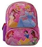 Princess Backpack - 15in Princess School Backpack - Once Upon A Time