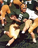 PAUL HORNUNG NOTRE DAME 56 H SIGNED 8X10 PHOTO