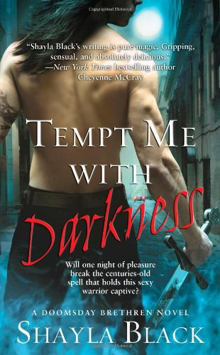 Image of Tempt Me with Darkness (The Doomsday Brethren, Book 1)