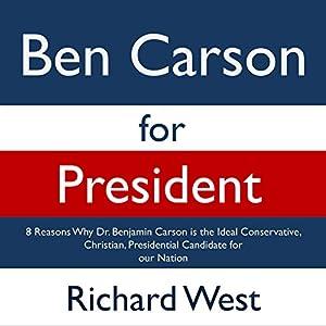 Ben Carson for President Audiobook