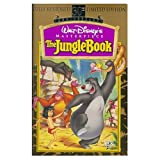 Disneys The Jungle Book (Fully Restored 30th Anniversary Limited Editon)