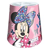 Disney Minnie Mouse I Love Minnie Lighting Tapered Shade