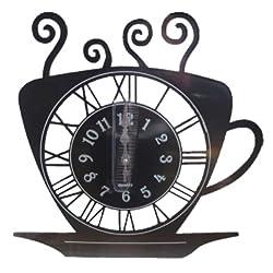 Creative Motion Coffee Cup Clock