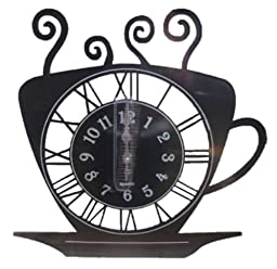Creative Motion Coffee Cup Clock