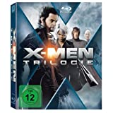 "X-Men - Trilogie (6 Disc Edition) [Blu-ray]von ""Hugh Jackman"""