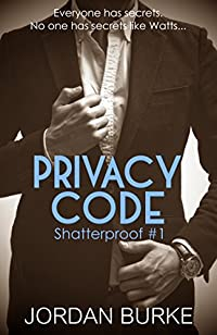 Privacy Code: Suspense Thriller by Jordan Burke ebook deal