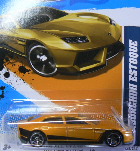 Hot Wheels Lamborghini Estoque - 1