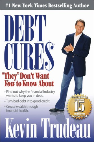 Kevin Trudeau and His Debt Cures Book Hit Top Scam List