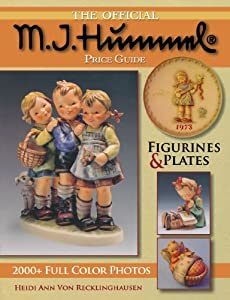 The Official Hummel Price Guide: Figurines & Plates (Hummel Figurines and Plates) by Krause Publications