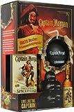 1 Flasche Captain Morgan Spiced Gold a 0,7L + Cannonball Trinkgefäß