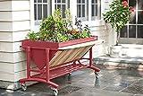 Lgarden Elevated Gardening System, Terra Cotta (Light Red)