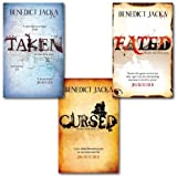 Benedict Jacka Benedict Jacka Alex Verus Novel Collection 3 Books Set, (Fated, Cursed and Taken)