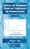 Shayne C. Gad Statistics and Experimental Design for Toxicologists and Pharmacologists, Fourth Edition