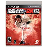 Major League Baseball 2K12 : MLB 2K12 [PLAYSTATION 3] {REGION FREE IMPORT, PLAYS WORLDWIDE}