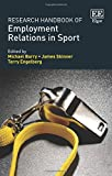 img - for Research Handbook of Employment Relations in Sport (Research Handbooks in Business and Management series) book / textbook / text book