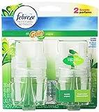 Febreze Noticeables Gain Original Air Freshener Refill (2 Count; .879 Fl Oz Each), 1.74 Ounce