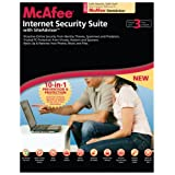 McAfee Internet Security Suite 2008 (3 User Edition) (PC)by McAfee