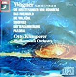 Klemperer Conducts Wagner Vol. 2 - first edition / EMI