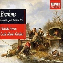 Brahms: Concertos pour piano 1 & 2