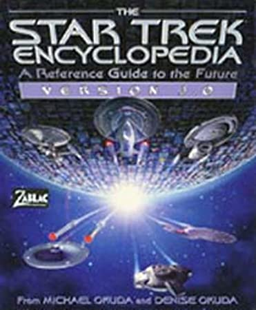 The Star Trek Encyclopedia Version 3 (PC/Mac)