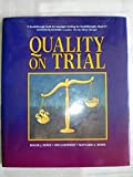 img - for Quality on Trial: Is Your Quality Initiative Paying Off? by Roger J. Howe (1992-06-03) book / textbook / text book