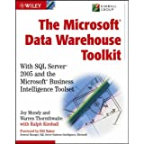 The Microsoft Data Warehouse Toolkit: With SQL Server 2005 and the Microsoft Business Intelligence Toolsetby Joy Mundy