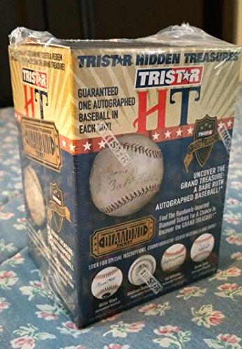 2015-tristar-hidden-treasures-autographed-baseball-series-7-box-factory-sealed
